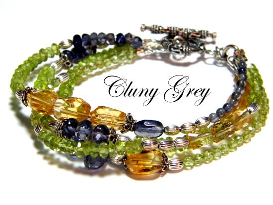 Cluny Grey Jewelry